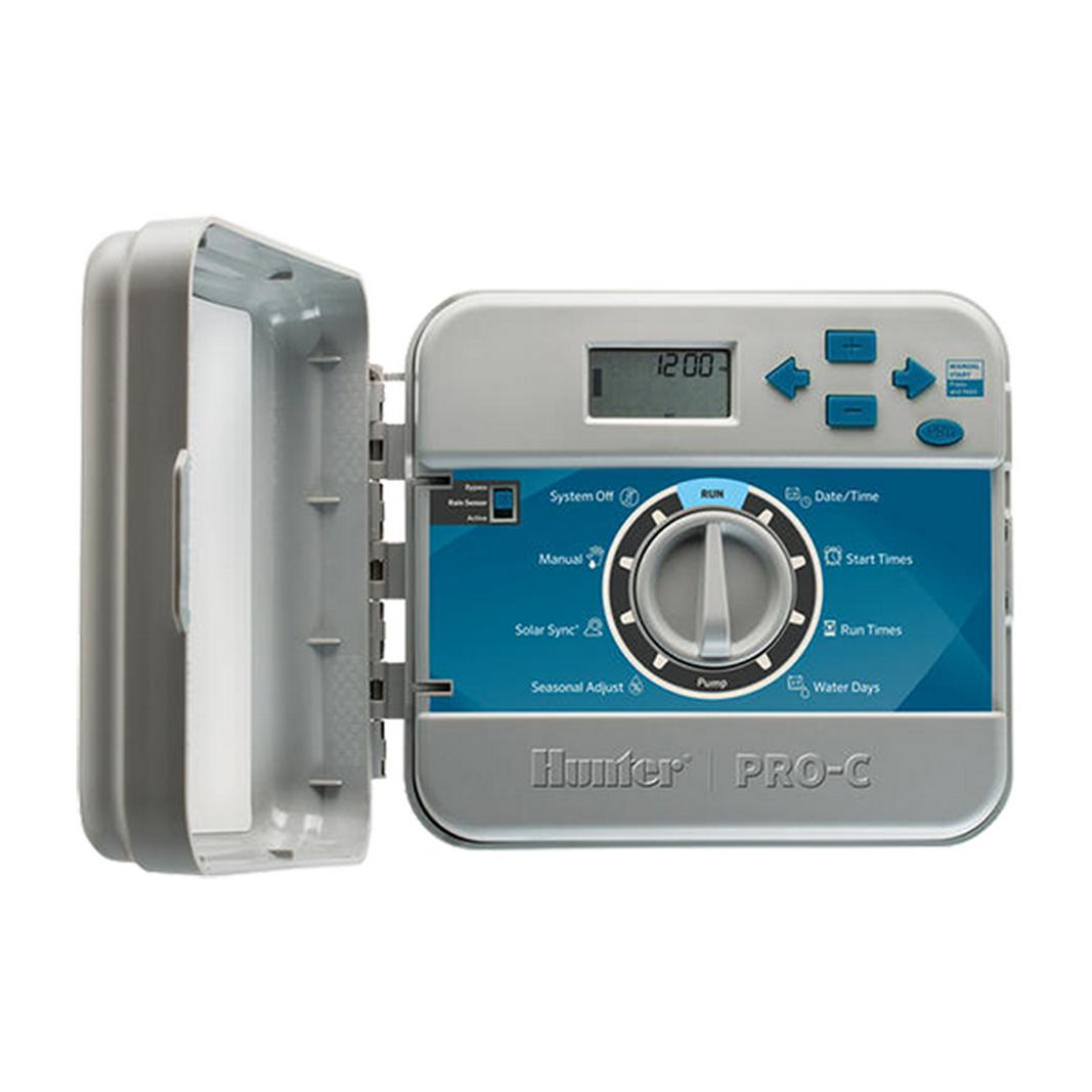 PCC-1201iE HUNTER внутренний контроллер на 12 зон